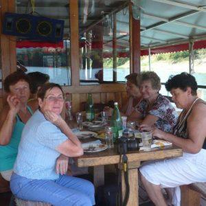 Turističko obiteljsko gospodarstvo Kereković - vožnja lađom