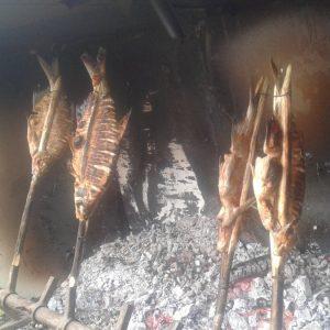 Pečeni šaran