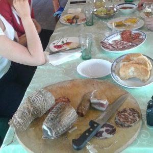 Turističko obiteljsko gospodarstvo Kereković - Gastroponuda