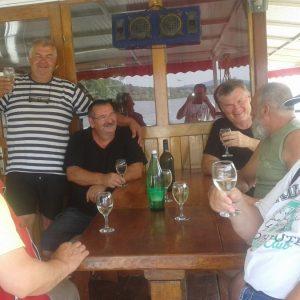Bikeri oldtimer cluba iz Zaboka